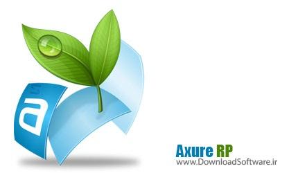دانلود Axure RP Pro - نمونه سازی وب سایت