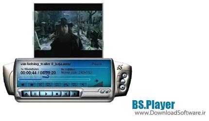 دانلود نرم افزار BS.Player Pro برنامه پخش انواع مالتی مدیا