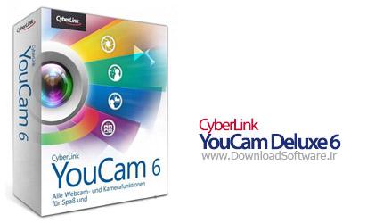 دانلود نرم افزار CyberLink YouCam Deluxe - برنامه افکت های زیبا در وب کم