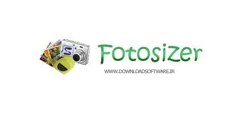 دانلود نرم افزار Fotosizer