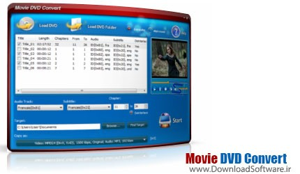 MeMedia Movie DVD Convert