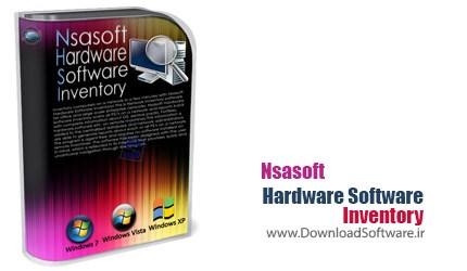 دانلود نرم افزار Nsasoft Hardware Software Inventory - بررسی نرم افزار و سخت افزار کامپیوتر های شبکه