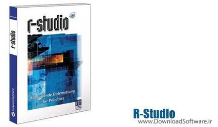 دانلود آر استودیو R-Studio نرم افزار بازیابی قدرتمند اطلاعات کامپیوتر