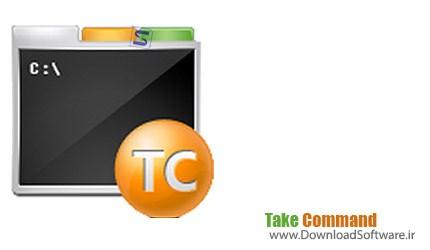 دانلود برنامه Take Command - نرم افزار مدیریت خط فرمان ویندوز