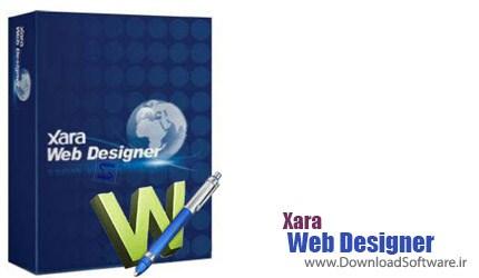 دانلود Xara Web Designer Premium - نرم افزار طراحی وب سایت