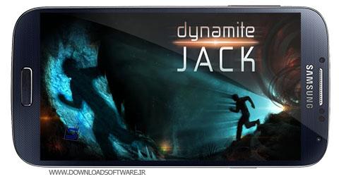دانلود بازی ماجرایی Dynamite Jack برای اندروید