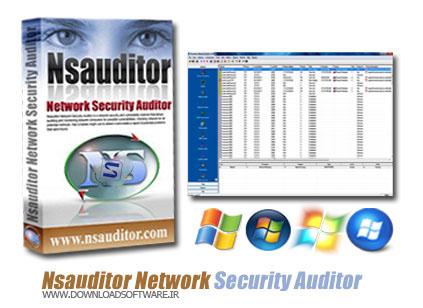 دانلود NSAuditor Network Security Auditor - نرم افزار تنظیمات امنیتی در شبکه