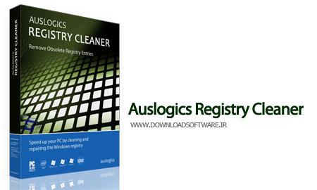 دانلود نرم افزار Auslogics Registry Cleaner - برنامه پاکسازی رجیستری