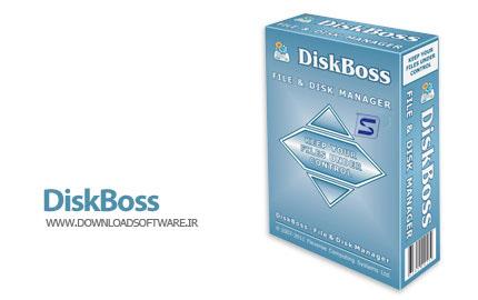 دانلود DiskBoss برنامه تجزیه و تحلیل هارد دیسک