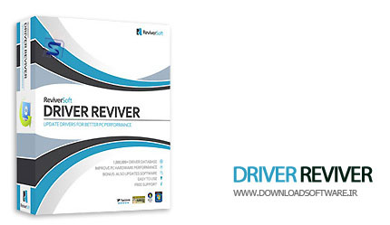 دانلود نرم افزار بروزرسانی درایورهای ویندوز Driver Reviver - برنامه بهینه سازی و پاکسازی رجیستری