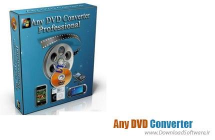 دانلود Any DVD Converter Professional - نرم افزار مبدل ویدئویی