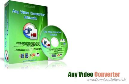 دانلود تبدیل فرمت ویدیویی Any Video Converter Ultimate - نرم افزار مبدل فرمت ویدئویی
