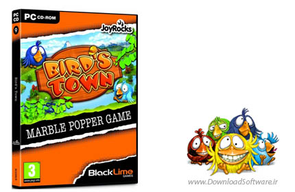 birds town PC game