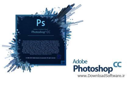 دانلود نرم افزار Adobe Photoshop CC - برنامه فتوشاپ برای ویندوز و مک