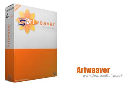 دانلود نرم افزار Artweaver برای کامپیوتر - برنامه طراحی و نقاشی حرفه ای