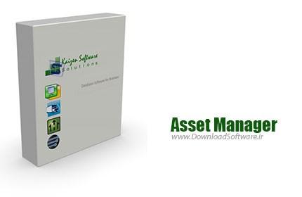 دانلود نرم افزار Asset Manager - مدیریت کامل اموال