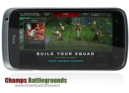 Champs-Battlegrounds