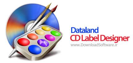 دانلود نرم افزار Dataland CD Label Designer - برنامه طراحی و ساخت لیبل برای CD و DVD