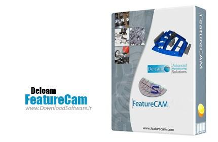 Delcam FeatureCam