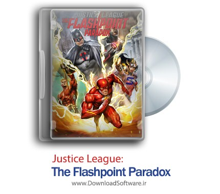 Justice League The Flashpoint Paradox 2013