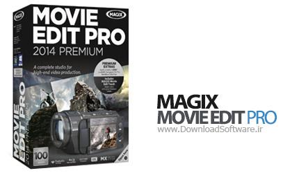 MAGIX Movie Edit Pro 2014 Premium