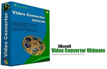 دانلود نرم افزار iSkysoft Video Converter Ultimate - برنامه مبدل فایلهای ویدئویی