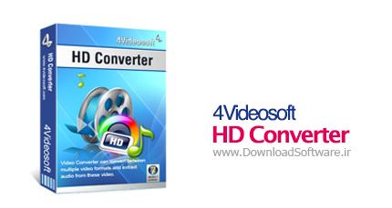 4Videosoft-HD-Converter