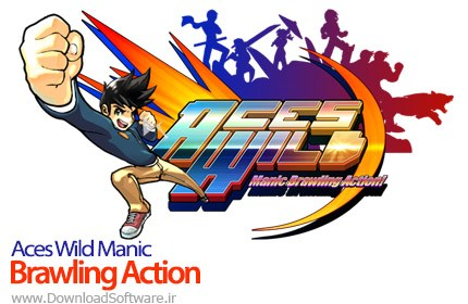 Aces Wild Manic Brawling Action pc game