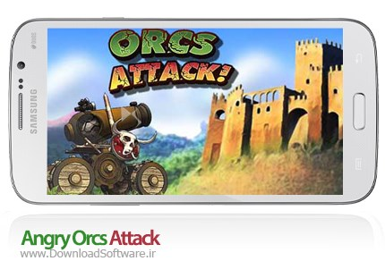 Angry Orcs Attack android game