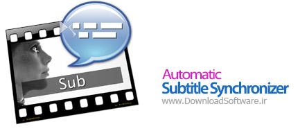 آموزش کار با automatic subtitle synchronizer