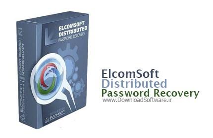دانلود نرم افزار ElcomSoft Distributed Password Recovery برنامه بازیابی رمز عبور