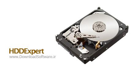 دانلود نرم افزار HDDExpert بررسی وضعیت سلامت هارد دیسک