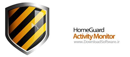 دانلود نرم افزار HomeGuard Activity Monitor - کنترل فرزندان در اینترنت
