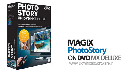 MAGIX PhotoStory on DVD 2013 Deluxe