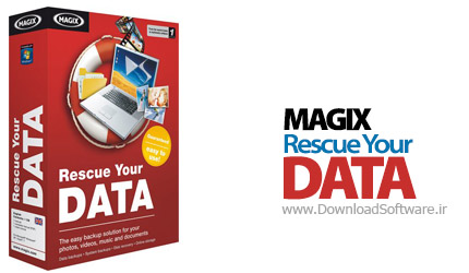 MAGIX Rescue Your Data