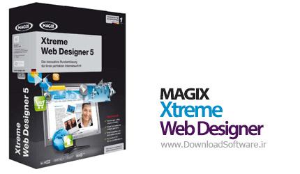 MAGIX Xtreme Web Designer