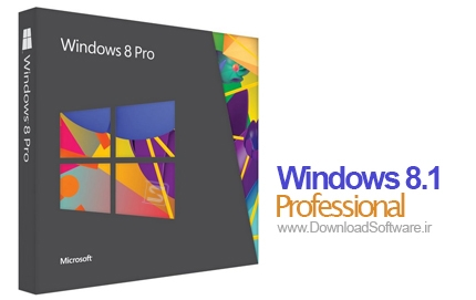 دانلود جدیدترین نسخه Windows 8.1 - ویندوز 8.1 به همراه جدیدترین آپدیتها