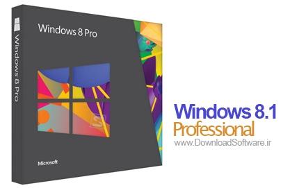 دانلود آخرین نسخه ویندوز Microsoft Windows 8.1 2019 AIO 20in1