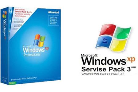 دانلود نرم افزار Microsoft Windows XP Professional SP3 x86 - نسخه اورجینال ویندوز XP