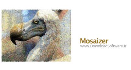 دانلود نرم افزار Mosaizer ساخت آسان تصاویر موزائیکی
