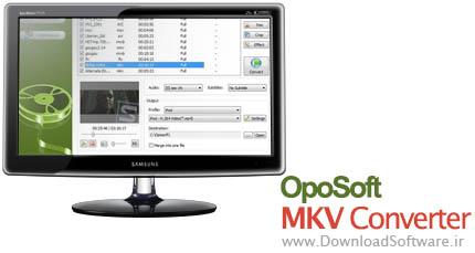 OpoSoft MKV Converter