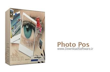 دانلود برنامه Photo Pos Pro Premium نرم افزار ویرایش و خلق تصاویر زیبا