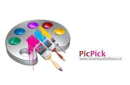 دانلود نرم افزار PicPick برنامه عکسبرداری از محیط ویندوز