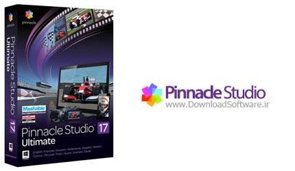 دانلود نرم افزار Pinnacle Studio Ultimate - برنامه ویرایش و تدوین حرفه ای فیلم