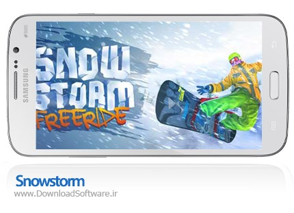 Snowstorm android game