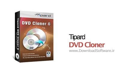 دانلود نرم افزار Tipard DVD Cloner برنامه ساخت DVD
