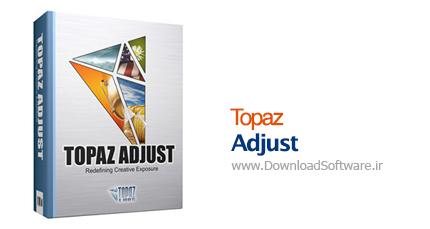 دانلود Topaz Adjust - پلاگین افزایش کیفیت تصاویر در فتوشاپ