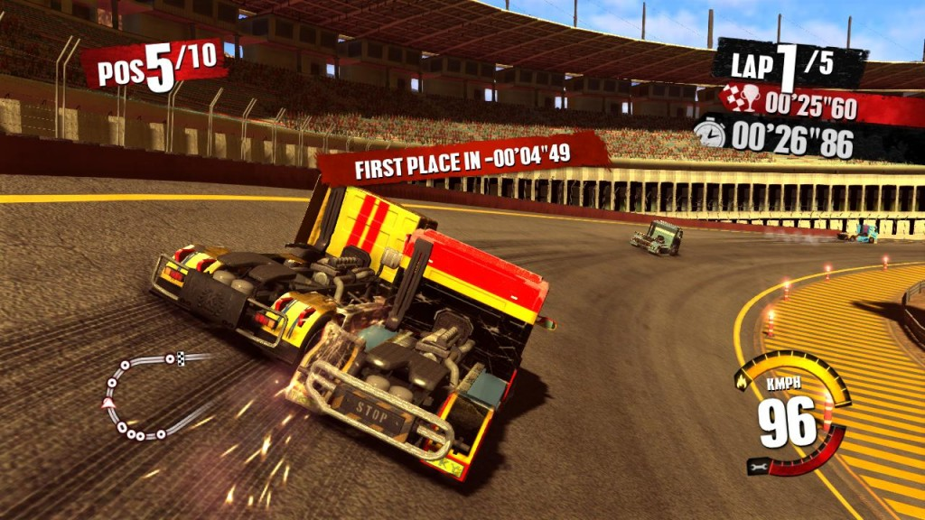 Truck Racer Pc game (1)