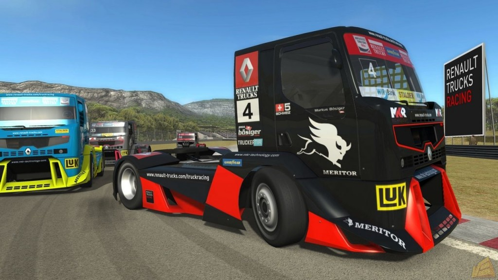 Truck Racer Pc game (2)