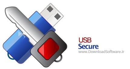 دانلود نرم افزار USB Secure برنامه قفل گذاری بر روی حافظه های قابل حمل